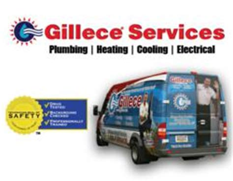 Gillece Plumbing gillece services employees granted official technician seal of safety marks