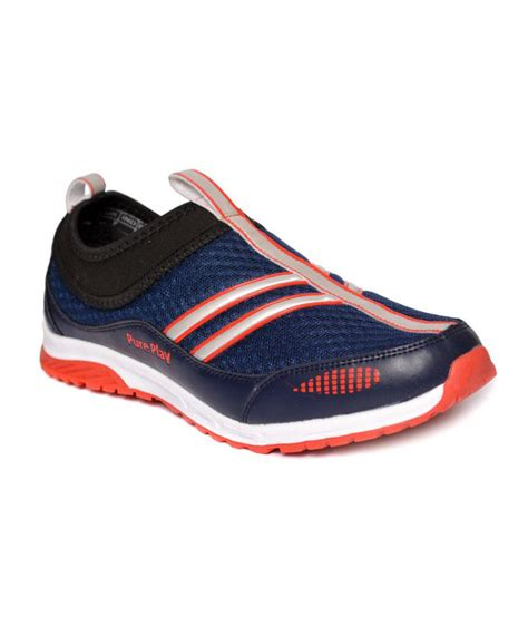 play shoes play black sport shoes price in india buy play