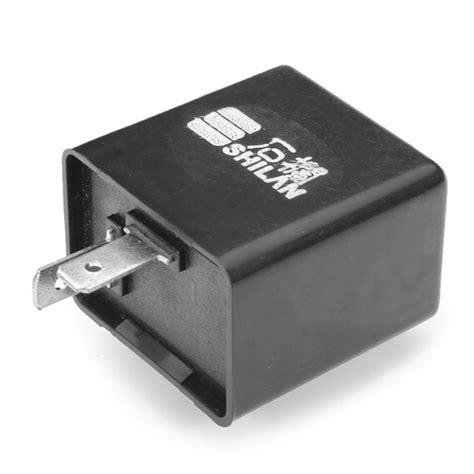led flasher relay resistor 2 pin 12v motorcycle bike flasher relay resistor for led indicator alex nld