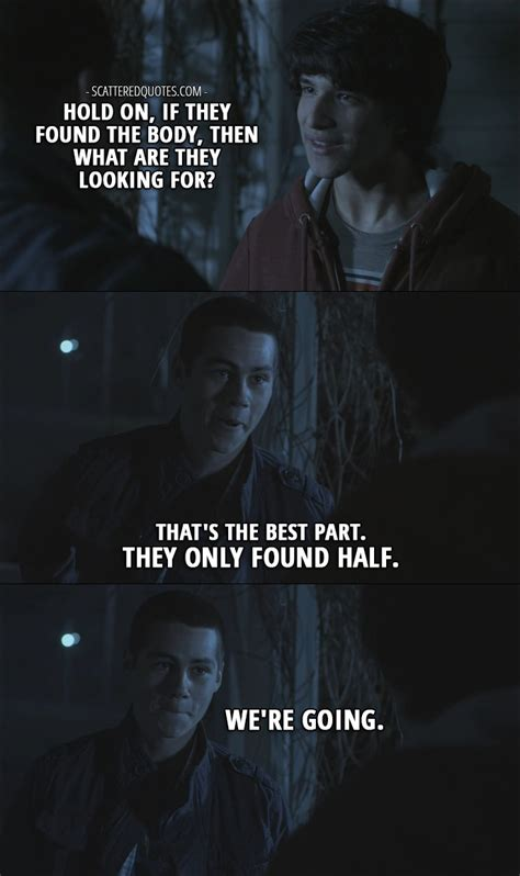 13 best teen wolf quotes from wolf moon 1x01