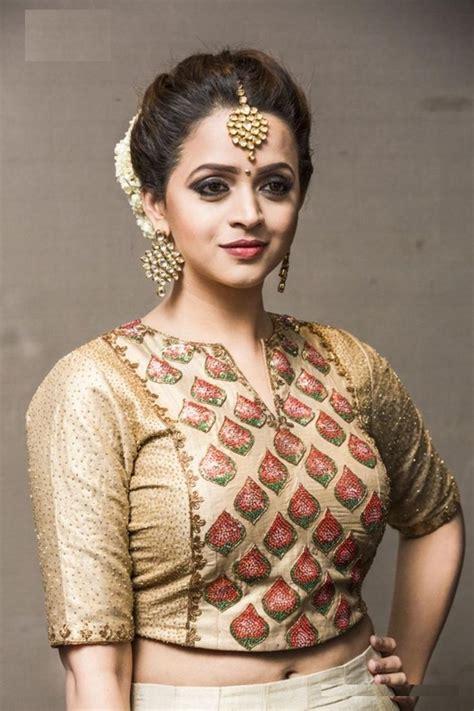 bhavana hot pictures marriage pics latest photoshoots