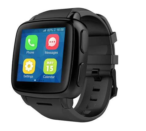 Omate Smartwatch omate truesmart truesmart i android powered smartwatches ubergizmo