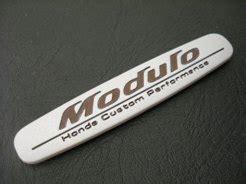 Emblem Brio Emblem Tulisan Brio Emblem Brio Honda Ori emblem modulo honda ukuran 11 3x2cm