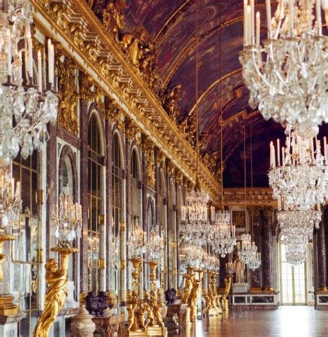 Who Was The Painter And Decorator Of Versailles Palace by The Palace Of Versailles Design Field Notes