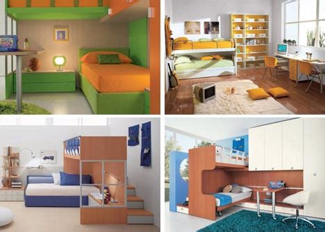 interactive interiors convertible kids bedroom furniture