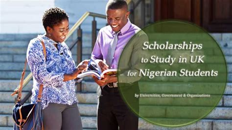 Mba Scholarship For Students In Nigeria by 50 Scholarships To Study In The Uk For Students