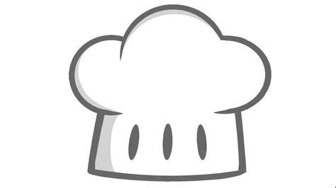 chapeau de cuisine comment dessiner un chapeau de chef