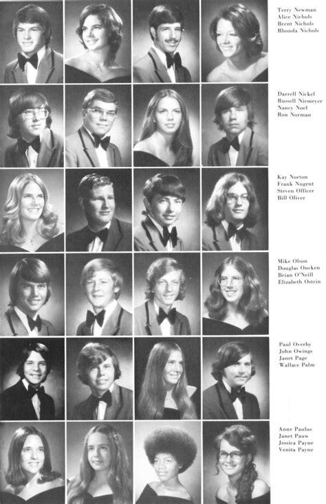 Class of 1974 David H. Hickman High School
