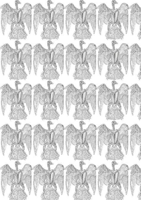 net zoology pattern the zoology series on behance