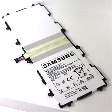 Baterai Tablet Samsung bateria gt n8000 tablet samsung galaxy tab 10 1 original