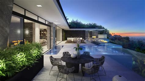 andeles house wallace ridge house los angeles 3d realview com3d realview