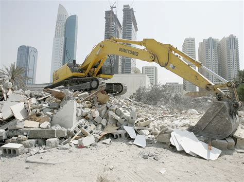 Demilatory Removal expert recycling rate in gcc as low as 10 constructionweekonline