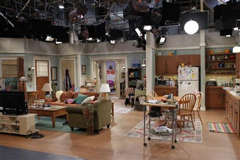 sitcom sets inside the homes and sets of cbs s hgtv