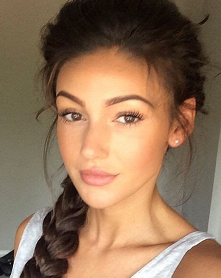 michelle keegan eyebrows tattooed mark wright s wife rarely looks unpolished michelle