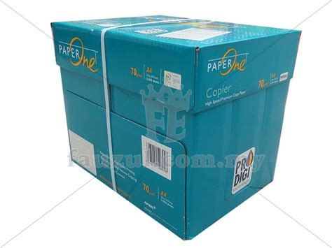 How To Make Box From A4 Paper - 1 box paper one 70gm a4 5 reams fauzul enterprise
