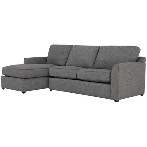 fabric sectional with chaise city furniture asheville gray fabric left chaise sectional