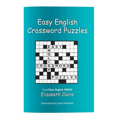 easy crossword puzzles in english easy english crossword puzzles elizabeth claire s easy