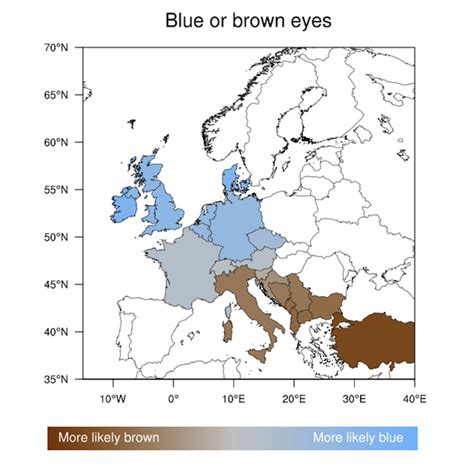 eye color distribution distribution of light hair and in europe unsafe harbour