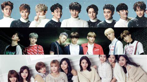 Topi Exo Bts Shinee Got7 Korea bts exo lainnya akan berpartisipasi di idol athletics chionship 2017