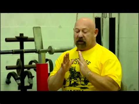 louie simmons bench press louie simmons on training at 90 youtube