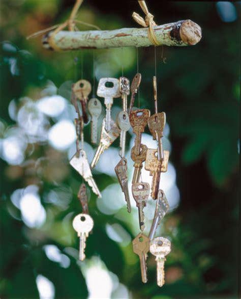 decorare giardino fai da te scacciapensieri fai da te decorazioni giardino donna