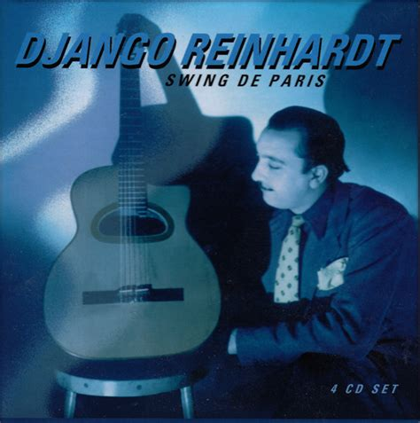 django reinhardt swing django reinhardt swing de cd at discogs