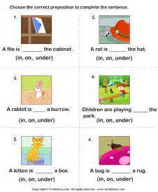 kindergarten preposition worksheets memes
