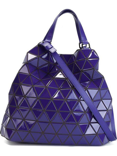 Bao Bao Bag lyst bao bao issey miyake prism oversized shoulder bag