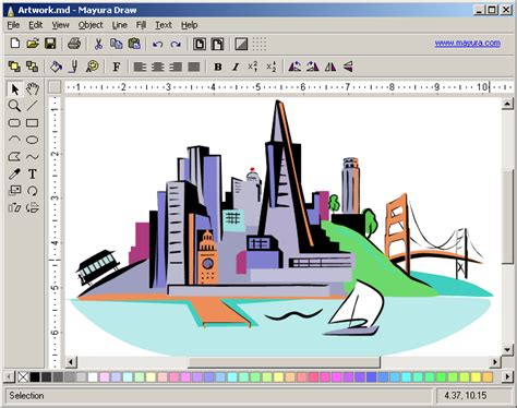 drawing program file extension pdx mayura draw graphics file