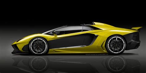 New Limited Edition Lamborghini A New Highly Limited Edition Lamborghini In Geneva The
