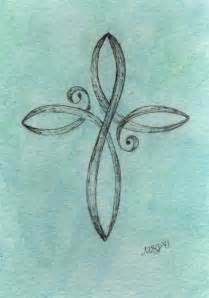 Infinity Cross Tattoos Infinity Cross