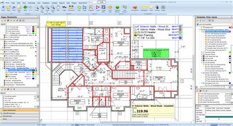 woodworking estimating software blueprint takeoff software gallery blueprint design and