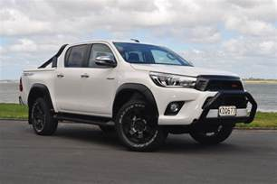 trademe cars new zealand toyota hilux trd 2017 ute review trade me