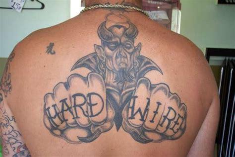 hardwire tattoo hardwire