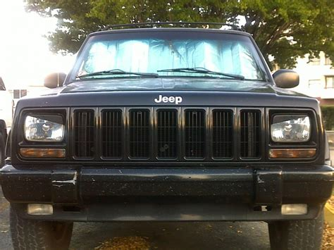 jeep angry headlights angry lights how to jeep forum