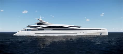 yacht design brief new 90m concept from fincantieri to be presented in monaco