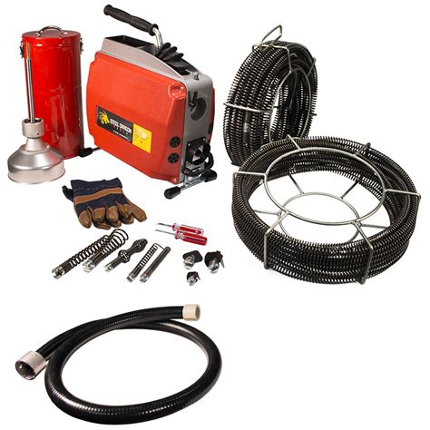 Drain Pipe Cleaner Sdt K60 2 Quot 6 Quot Pipe Drain Cleaning Machine Fits Ridgid 174 C8