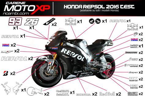 Honda Moto Gp Aufkleber by Grafiken Honda Repsol Motogp 2016 Test Superbike Racing