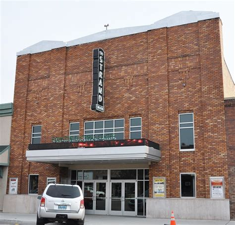 lincoln popcorn palace wyoming theatres roadsidearchitecture