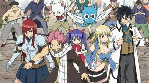 anime fairy tail akan tayangkan season terakhir di tahun