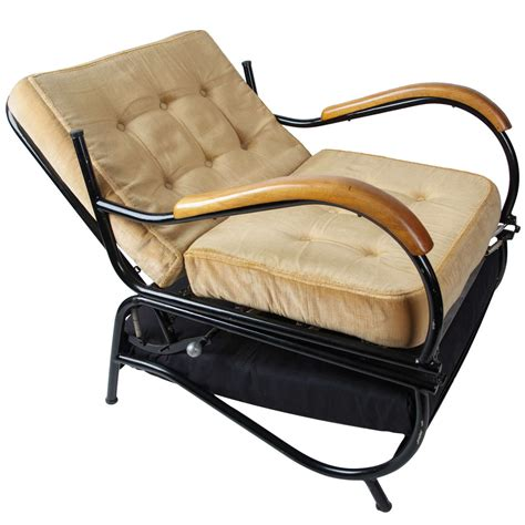 bed armchair 1935 40 recliner bed armchair for sale at 1stdibs