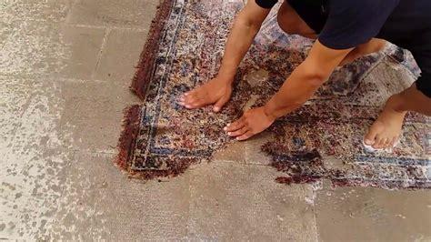 lavaggio tappeto lavaggio tappeto a mano questo tizio 232 un genio wow