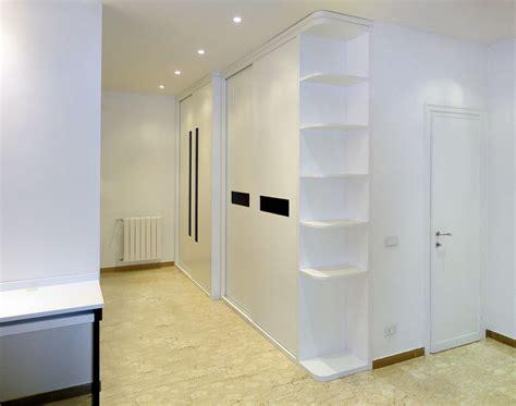 armadio a muro per ingresso armadi a muro per ingresso finest mensola angolo with