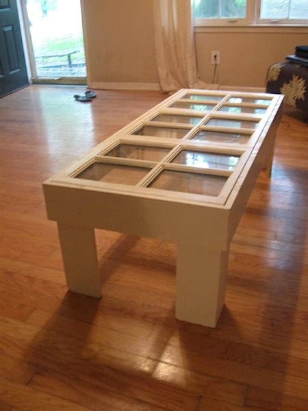 coffee table   windows