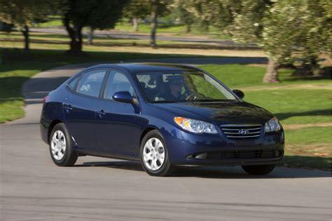Hyundai Elantra 2010 Mpg by 2010 Hyundai Elantra
