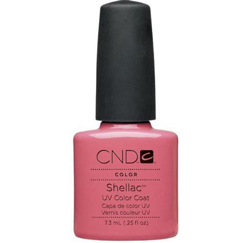 Cnd Gel L by Cnd Shellac Uv Color Coat Gel Nail Gotcha Cnd