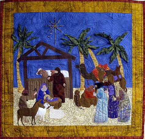 quilt pattern nativity nativity pattern