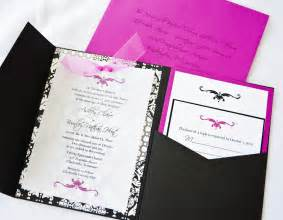 unique wedding invitations modern magazin