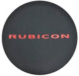 rubicon jeep tire cover item 82213743 82213743