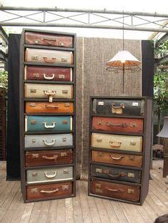 super suitcase with drawers 1000 images about up cycle on crate stools
